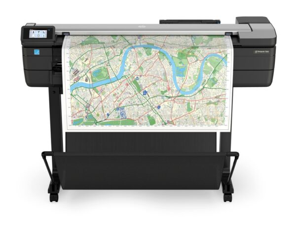 HP DesignJet T830 36in Front S