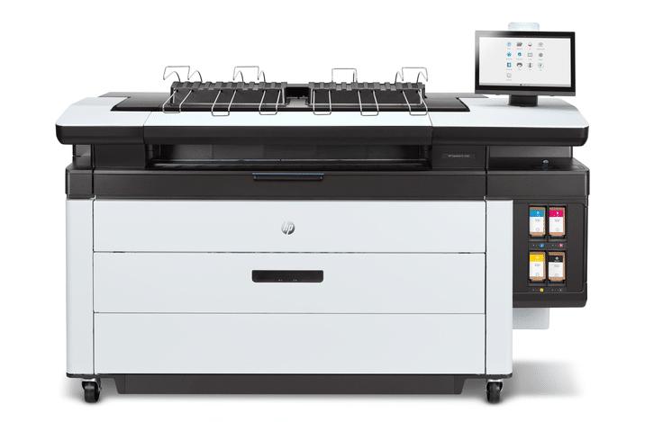 HP PageWide XL 5200 Printer