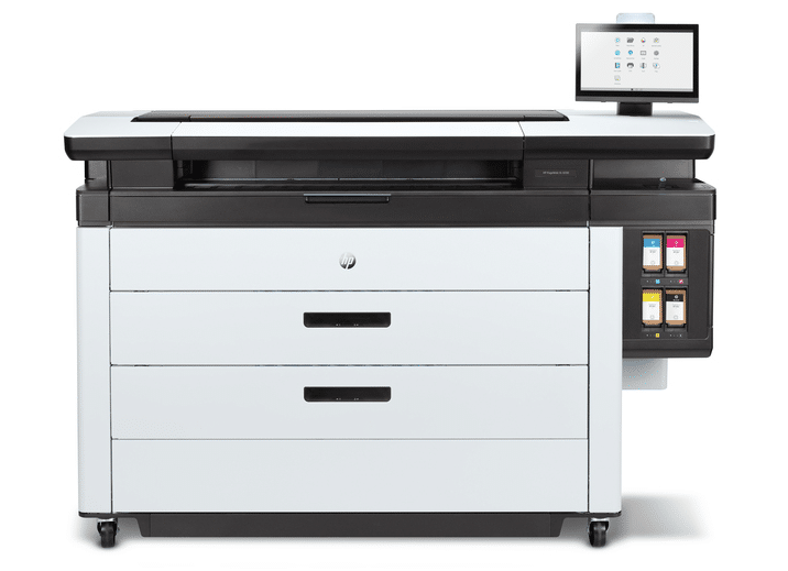 HP PageWide XL 8200 Printer