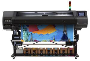 HP Latex 570 Printer