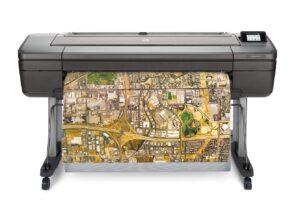 HP DesignJet Z6 Dual Roll 44″ PostScript A0 Printer met V-Trimmer