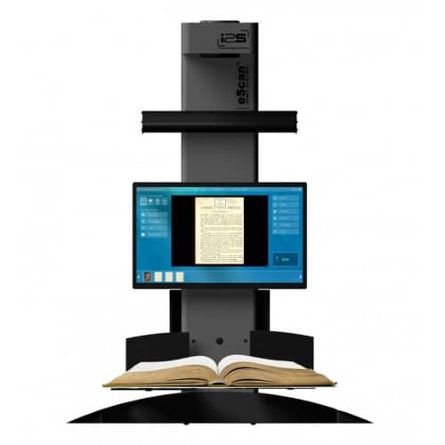 i2S Boekenscanner