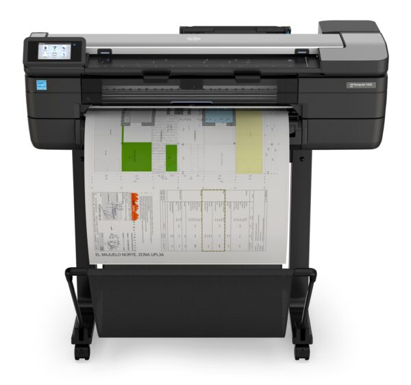 HP DesignJet T830 24in Front P