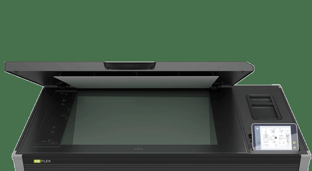 Contex IQ Flex flatbed scanner A2