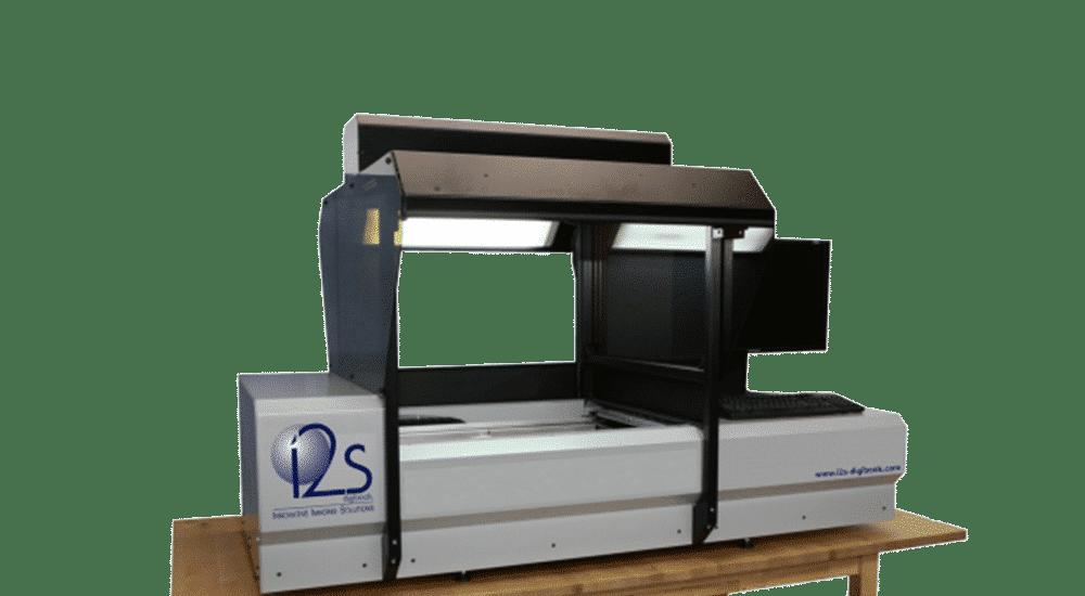 Digibook Robot boekenscanner