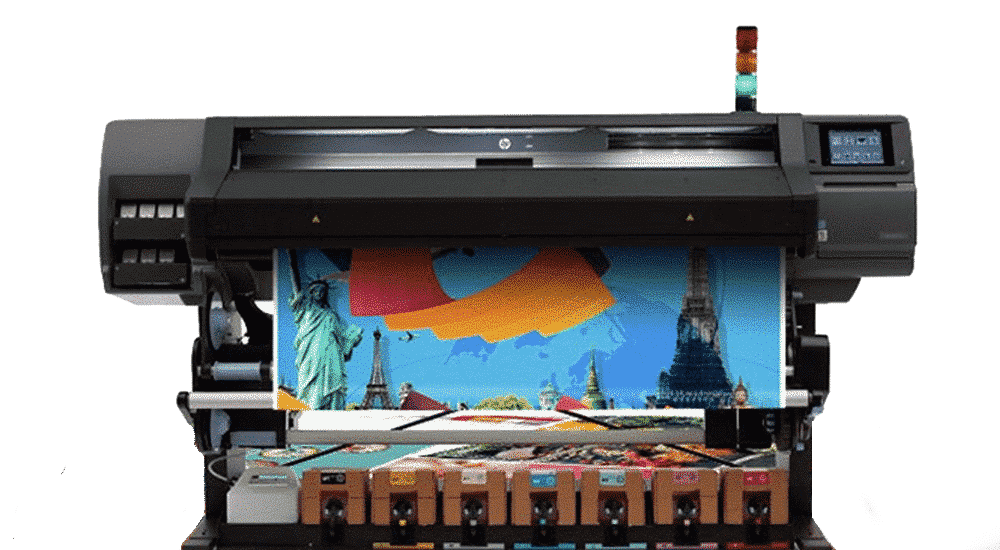HP Latex 570 printer