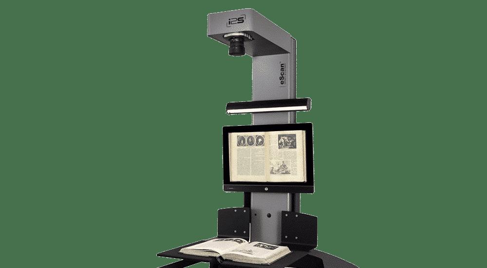 I2s eScan boekenscanner A3++