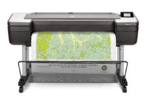 HP DesignJet T1700 44″ A0 Printer