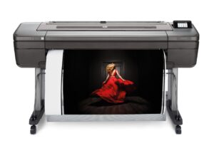 HP DesignJet Z9+ Dual Roll 44″ PostScript A0 Printer met V-Trimmer