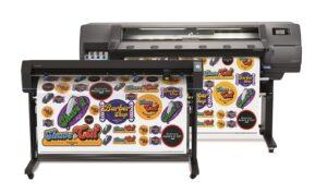 HP Latex 115 Print & Cut Plus Oplossing