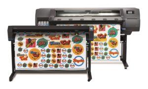 HP Latex 315 Print & Cut Plus Oplossing