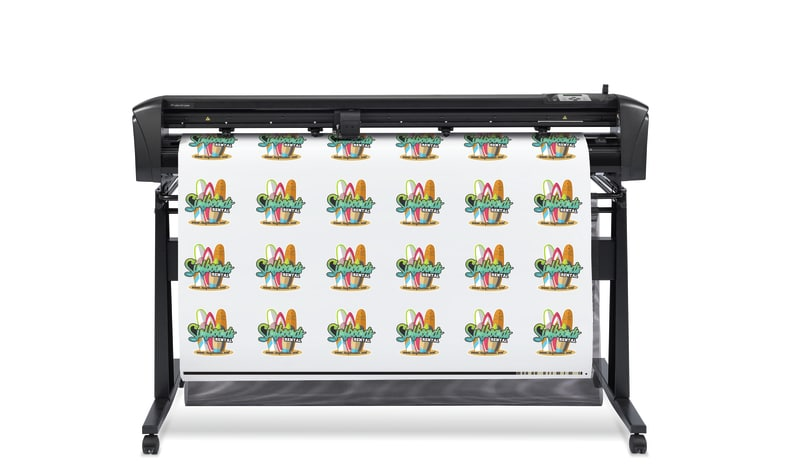 HP Latex 54″ Snijplotter