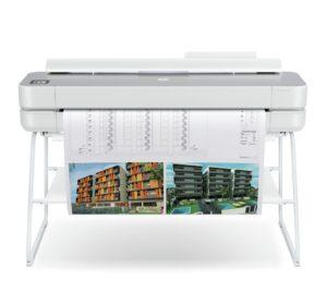 HP DesignJet Studio Steel 36″ A0 Printer