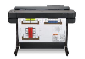 HP DesignJet T650 36″ A0 Printer
