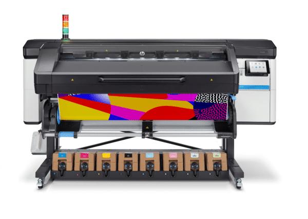 HP Latex 800 Front Repromat
